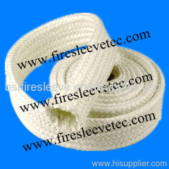 Braided Fiberglass Biaxial Sleeve braided fiberglass sleeve