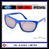 Blue Sky Sunglasses with Mazzucchelli Acetate Frame