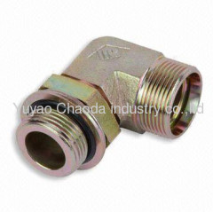 90°ELBOW UN/UNF THREAD ADJUSTABLE STUD ENDS WITH O-RING SEAL
