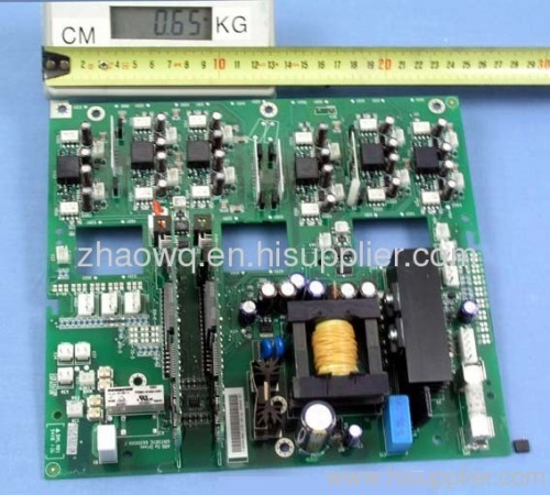 RMIO-01C, drivers, ABB parts, main board