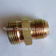 JIC 74°Cone Sealing Of Metric JIC Thread Adapter