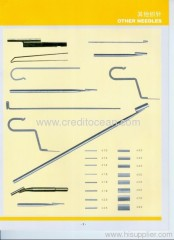 TEXTILE MACHINE PARTS OTHER NEEDLES