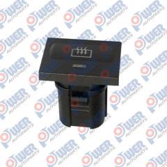 3M5T18C621AD 3M5T-18C621-AD 1386140 window heating switch