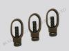brass ground rod clamp