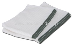 Microfiber Towels 16 x 16 in 300 GSM 12 pack 4 colors