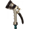 6-way Chrome Heavy Duty Garden Water Spray Gun