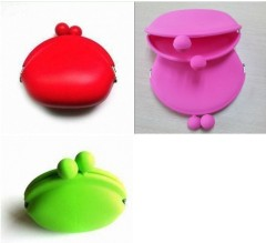 Fashion Silicone Coin Bank