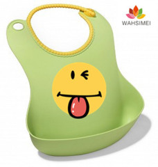 best seller lovely silicone baby bibs for baby how to look after baby