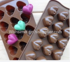 silicon kitchen bakeware Chocolate mould