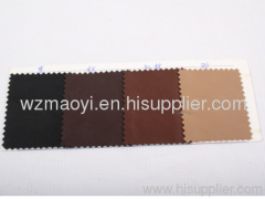 blue synthetic leather fabric