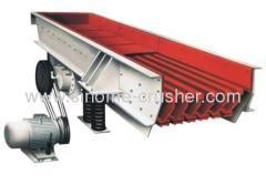 Vibrating Feeder Trough Size 1800×800mm