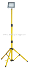 Portable 15W (15x1W) Aluminium LED Floodlight