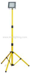 20W (20x1W) Aluminium LED Floodlight with portable tripod