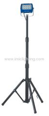 10W (10x1W) Aluminium LED Floodlight with portable tripod