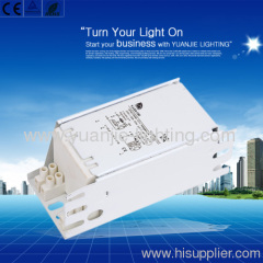 Magnetic 150W ballast for HID lamps