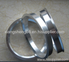 66.6 OD aluminum made anodizing finished spigot ring