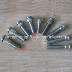knurled wheel studs for adapter