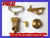 Precision brass forged custom-made parts service with big quantity and high quality
