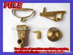 brass forged custom-made parts