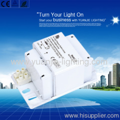 Dependable 70W magnetic ballast for HID lamps