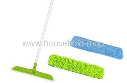 Microfiber Green Mop Frame