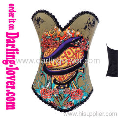 Adults Top overbust corsets