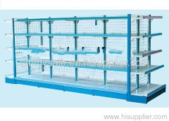 Metal shelving supermarket shelf store rack
