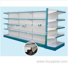 supermarket shelf single rack Gondola shelves