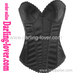 black over bust sexy shaper