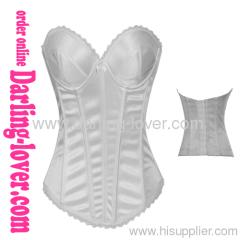 sexy body shaper overbust corset