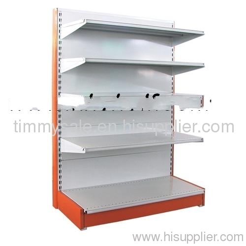 Supermarket equipments display stander/supermarket shelf/gondola metal rack