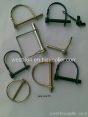 Wire Lock Pins Snap Lock Pin Tab Lock Pin Lynch Lock Pin