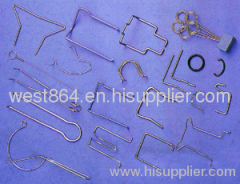 wire forms torison spring extension springs metal stamping