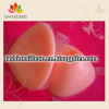 Delicate silicon fake breast, mastectomy breast forms for women