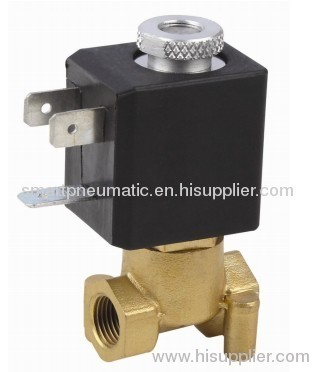 2/2 way normally closed solenid valve,small valve,water vlve,can be used for WATER SYSTEM.