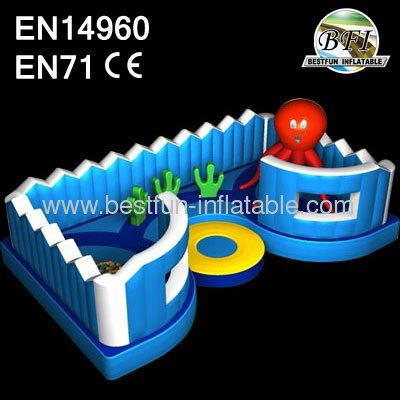 Inflatable Playground On Sale