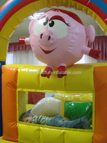Hot Sale Inflatable Cartoon Bouncer