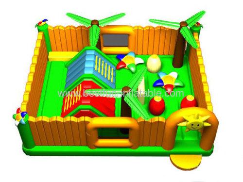 2013 Farm Paradise Inflatable Playyard