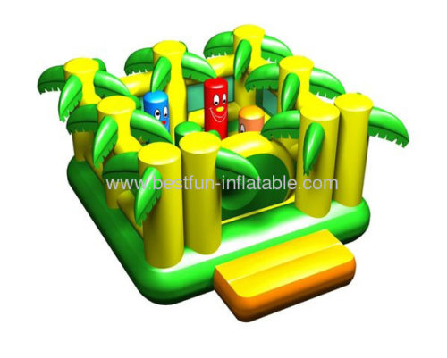 2013 New Jungle Inflatable Bouncer