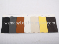 100% pvc synthetic leather