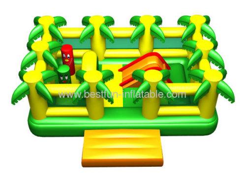 Jungle Bouncer For Kids