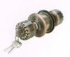 wing knob cam lock/wing knob lock/wooden knob lock/tubular key cam lock