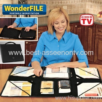 Wonder File/Wonder File Bag
