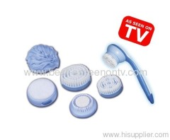 cleaning spin brush as seen on tv