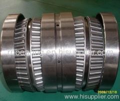 LM280249DW/LM280210/LM280210D Four Row Tapered Roller Bearings 609.6*813.562*479.425