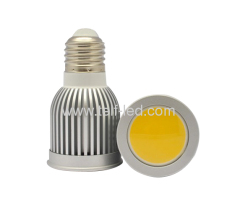 HOT COB source led 8W GU10 COB Led Spot lamps