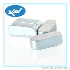 sintered ndfeb magnet with unregular shape