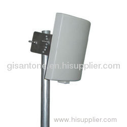 698-2700MHz LTE 4GHz Indoor Outdoor Panel Antenna For Signal Booster Repeater Coverage Antenna