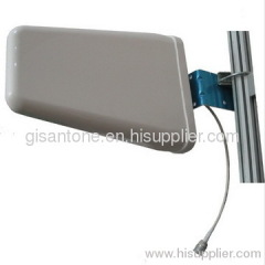 698-2700MHz LTE 4GHz LPDA Log Periodic Antenna With 10dBi High Gain Outdoor Yagi Antenna