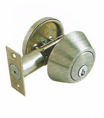 knob lock one side lock
